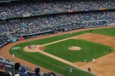 Yankee Stadium, sección: 312, fila: 7, asiento: 21