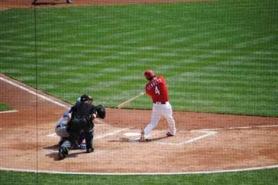 Great American Ball Park, sección: 125, fila: N, asiento: 7