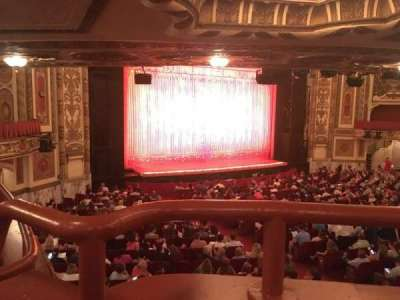 Cadillac Palace Theater, sección: DCIRFL, fila: LL, asiento: 5