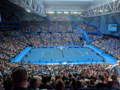 Perth Arena, sección: 306, fila: U, asiento: 6