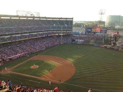 Angel Stadium sección V530