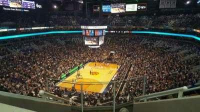 Talking Stick Resort Arena, sección: 225, fila: 6, asiento: 5
