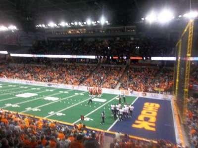 Spokane Arena, sección: 119, fila: T, asiento: 13