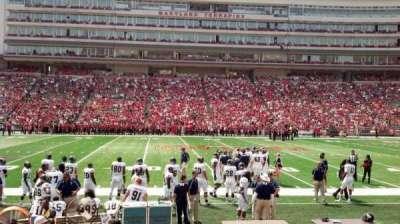 Maryland Stadium, sección: 5, fila: L, asiento: 5