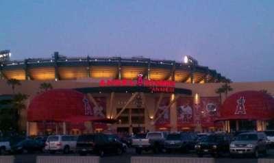 Angel Stadium sección entrance