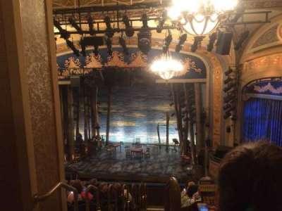 Gerald Schoenfeld Theatre, sección: Mezz, fila: K, asiento: 2