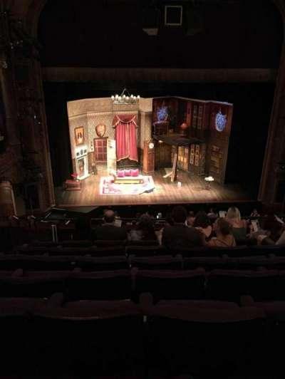 Lyceum Theatre (Broadway), sección: Mezzo, fila: G, asiento: 110