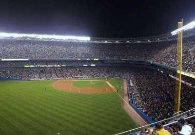 Old Yankee Stadium, sección: 670, fila: E, asiento: 20