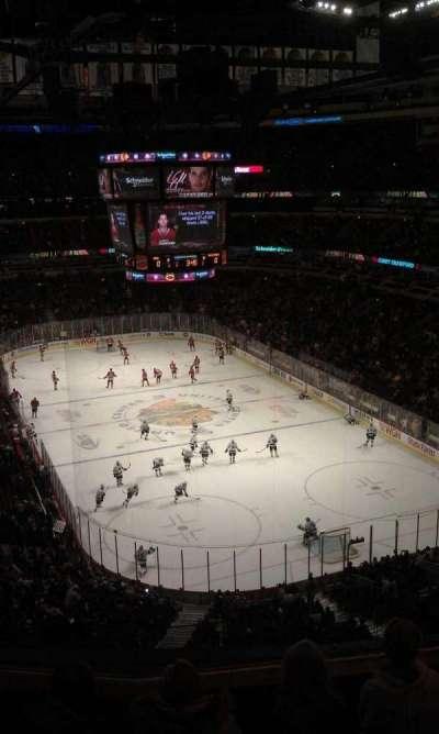 United Center, sección: 328, fila: 5, asiento: 7