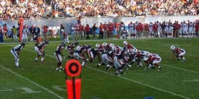 Soldier Field, sección: 143, fila: 5, asiento: 12
