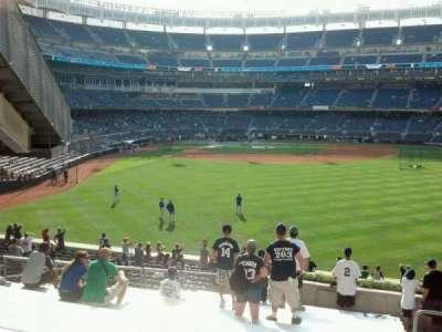 Yankee Stadium sección 204