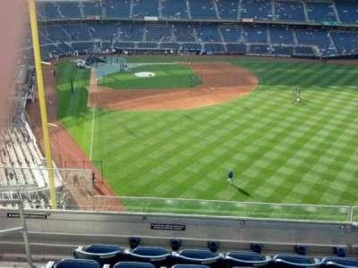 Yankee Stadium sección 306
