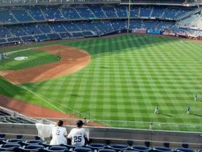 Yankee Stadium sección 309