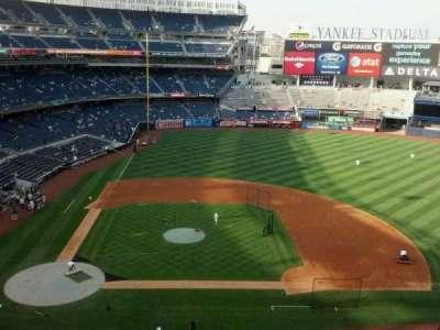 Yankee Stadium sección 316