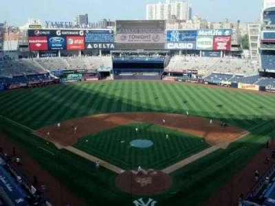 Yankee Stadium sección 320b