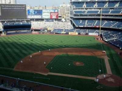 Yankee Stadium sección 323