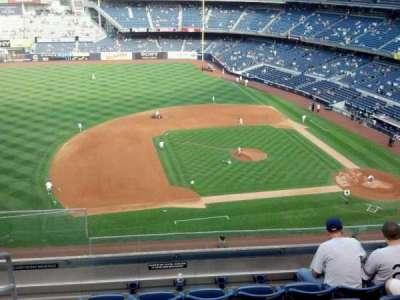 Yankee Stadium sección 325