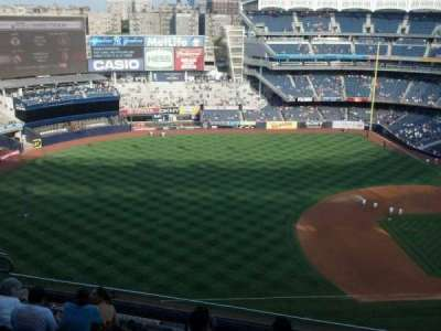 Yankee Stadium sección 427