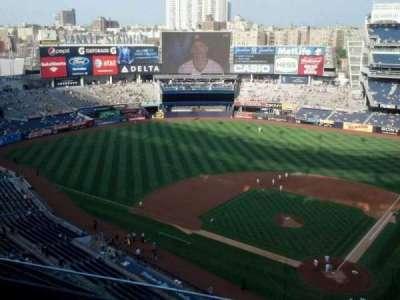 Yankee Stadium sección 421