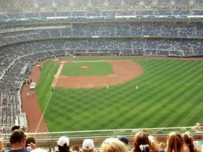 Yankee Stadium sección 406