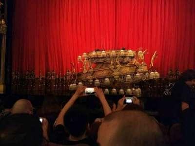 Majestic Theatre, sección: orch, fila: c, asiento: 107