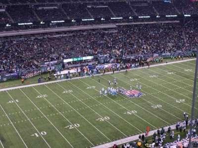 MetLife Stadium, sección: 318, fila: 12, asiento: 10