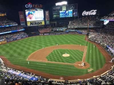 Citi Field, sección: 518, fila: 2, asiento: 12