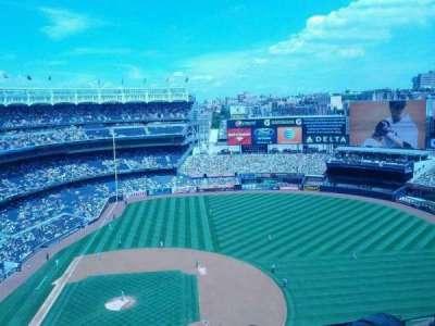 Yankee Stadium sección 416