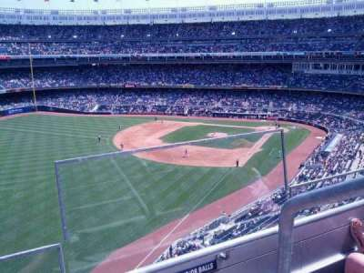 Yankee Stadium sección 332