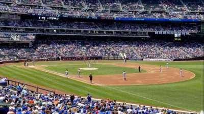 Citi Field, sección: 108, fila: 31, asiento: 1