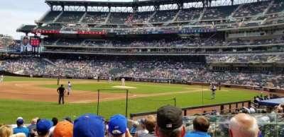 Citi Field, sección: 125, fila: 10, asiento: 16