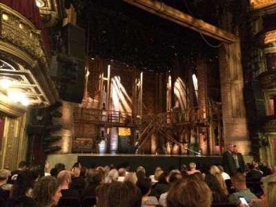 PrivateBank Theatre, sección: Orchestra L, fila: M, asiento: 17