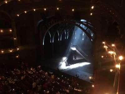 Lyric Theatre, sección: Balcony Right Box, fila: A, asiento: 4