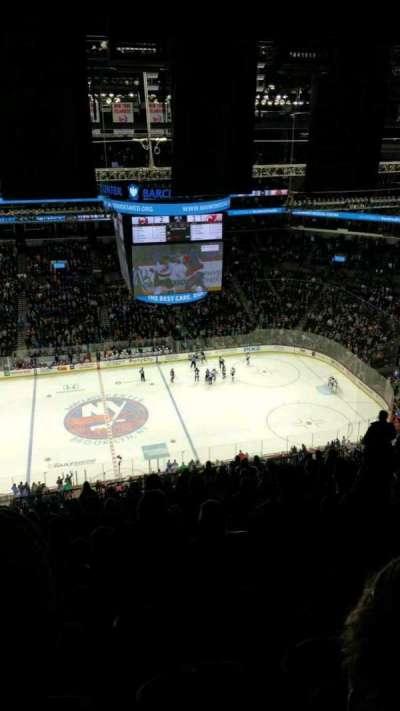 Barclays Center, sección: 225, fila: 20, asiento: 19