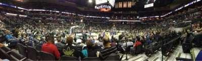 AT&T Center, sección: 112, fila: 13, asiento: 4