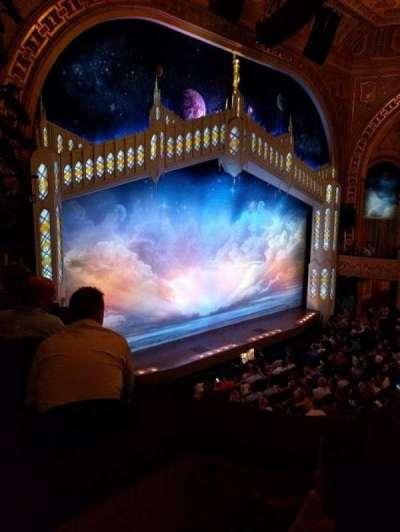 Eugene O'Neill Theatre, sección: MEZZL, fila: B, asiento: 27