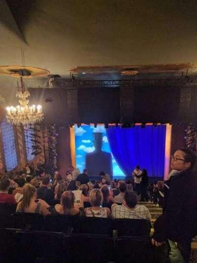 Lunt-Fontanne Theatre, sección: RMEZZ, fila: L, asiento: 101