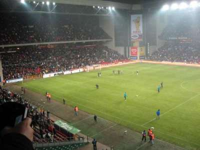 Parken Stadium, sección: Away Section