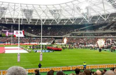 London Stadium, sección: 148