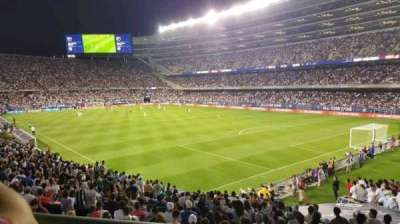 Soldier Field, sección: 228, fila: 1, asiento: 2
