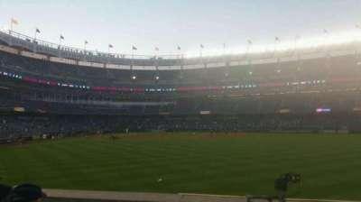 Yankee Stadium, sección: 104, fila: 6, asiento: 4