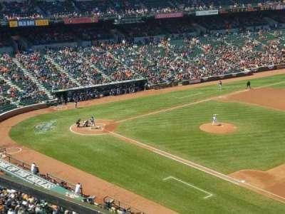 Oriole Park at Camden Yards, sección: 316, fila: 1, asiento: 1