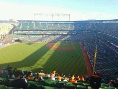 Oriole Park at Camden Yards, sección: 382, fila: 25, asiento: 11