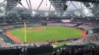 London Stadium sección 227