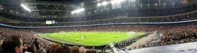 Wembley Stadium, sección: 139, fila: 22, asiento: 141