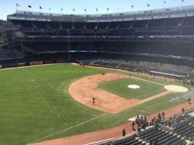 Yankee Stadium sección 328