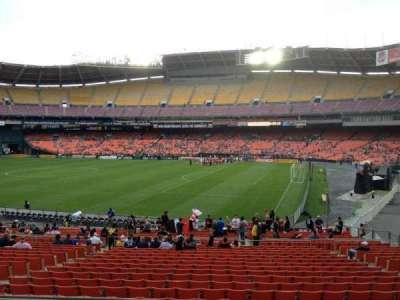 RFK Stadium, sección: 328, fila: 6, asiento: 14