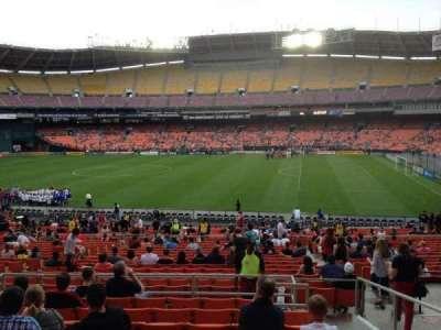 RFK Stadium, sección: 330, fila: 9, asiento: 9