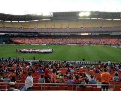 RFK Stadium, sección: 331, fila: 7, asiento: 8