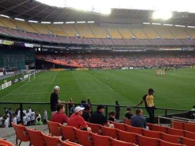 RFK Stadium, sección: 237, fila: 8, asiento: 8